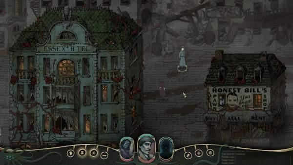 stygian reign of the old ones screenshot 1 600x338 - Đánh giá game Stygian: Reign of the Old Ones