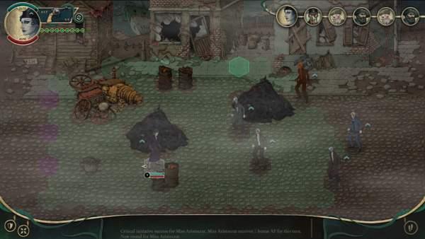 stygian reign of the old ones screenshot 2 600x338 - Đánh giá game Stygian: Reign of the Old Ones