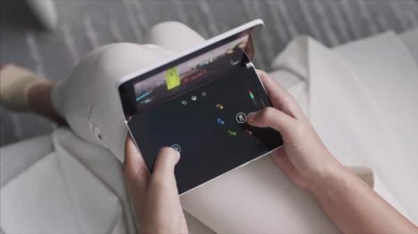 surface duo 2 600x337 - Surface Duo: Điện thoại Android màn hình kép