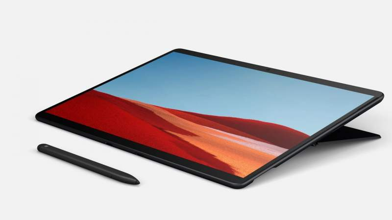 surface pro x 1 800x450 - Surface Pro X: chiếc laptop đầu tiên dựa trên ARM của Microsoft