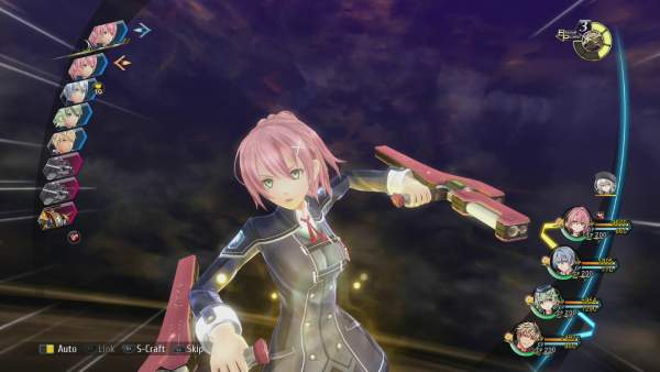 the legend of heroes trails of cold steel 3 ps4 screenshot 1 600x338 - Đánh giá game The Legend of Heroes: Trails of Cold Steel III