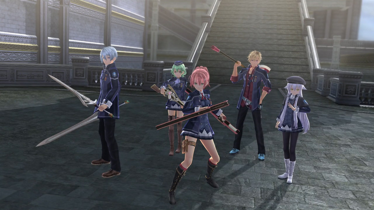 Đánh giá The Legend of Heroes: Trails of Cold Steel III