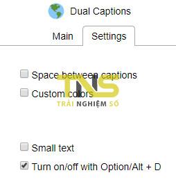 two caption youtube video 3 - Cách hiển thị cùng lúc hai phụ đề trên video YouTube