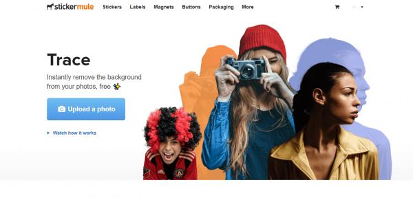 2019 11 13 16 18 55 600x288 - Tách nền online miễn phí siêu nhanh với Trace by Sticker Mule