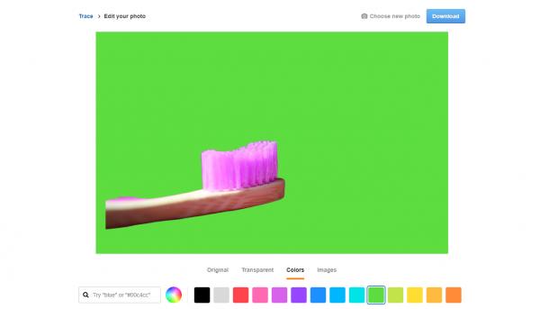 2019 11 13 16 20 21 600x343 - Tách nền online miễn phí siêu nhanh với Trace by Sticker Mule