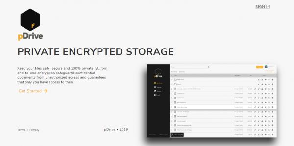 2019 11 18 16 38 03 600x298 - pDrive: Nơi lưu trữ dữ liệu an toàn, miễn phí cho bạn