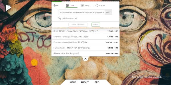 2019 11 18 17 31 41 600x298 - Jetdrop: Chia sẻ file 10 GB trực tiếp đến bất kỳ thiết bị