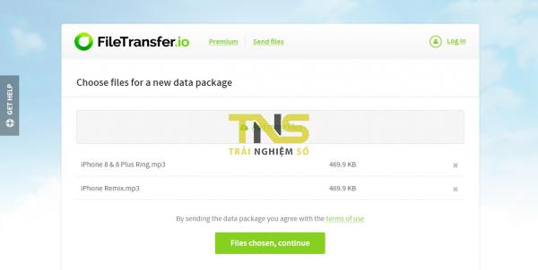 Chia sẻ 4 dịch vụ chia sẻ file dung lượng lớn có khả năng tự hủy 2