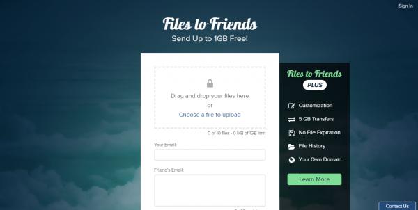Chia sẻ 4 dịch vụ chia sẻ file dung lượng lớn có khả năng tự hủy 8