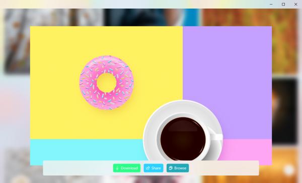 Attention For UWP: Ứng dụng UWP tuyệt vời tải hình ảnh Full HD trên Pixabay 2
