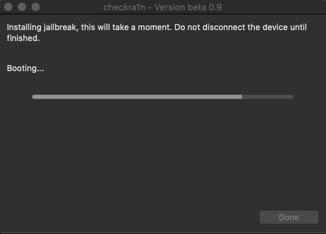 3mmgsjkshvx31 - Cách jailbreak iOS 13 - iOS 13.2.2 sử dụng checkra1n