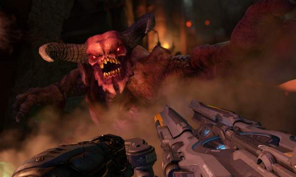 Doom 600x359 - Top 5 tựa game bắn súng offline hay nhất