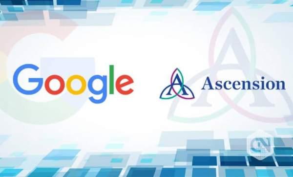 Google signs healthcare data and cloud computing deal with Ascension 600x362 - Hàng chục triệu người Mỹ bị Google thu thập dữ liệu y tế