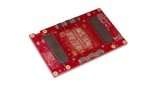 Intel NNP T Mezzanine card 1 600x338 - Intel tăng tốc phát triển và triển khai hệ thống AI từ đám mây đến vùng mạng biên