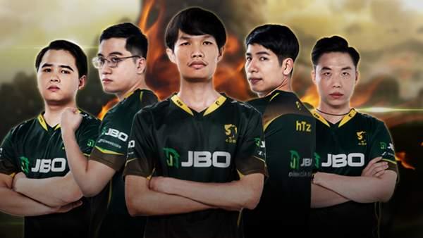 JBO đồng hành cùng 496 Gaming - Đội tuyển Dota 2 hàng đầu Việt Nam 2