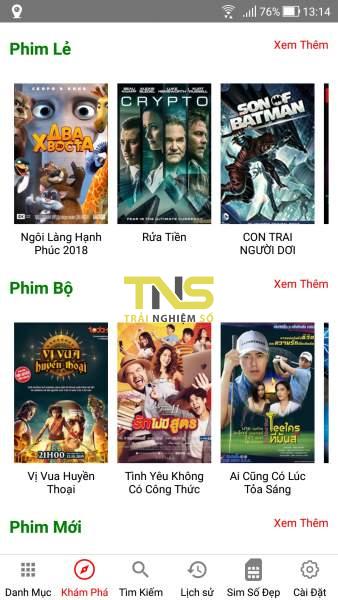 Screenshot 20191119 131408 338x600 - Chia sẻ 2 ứng dụng xem phim chất lượng tốt, miễn phí trên Android