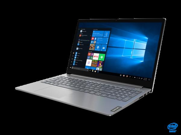 ThinkBook 15 Front left 2 600x450 - Lenovo trình làng dòng sản phẩm ThinkBook mới