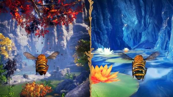 bee simulator ps4 screenshot 2 600x338 - Đánh giá game Bee Simulator