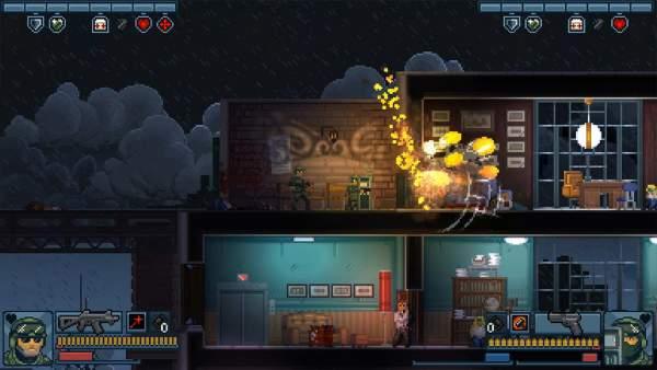 door kickers action squad switch screenshot 2 600x338 - Đánh giá game Door Kickers: Action Squad