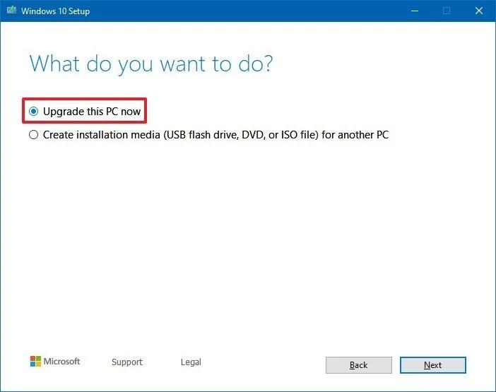 download 6 - Ba cách cập nhật máy tính lên Windows 10 build 1909