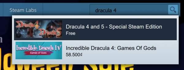 dracula 4 and 5 special steam edition free steam 600x228 - Đang miễn phí game phiêu lưu giải đố point and click Dracula 4 và Dracula 5