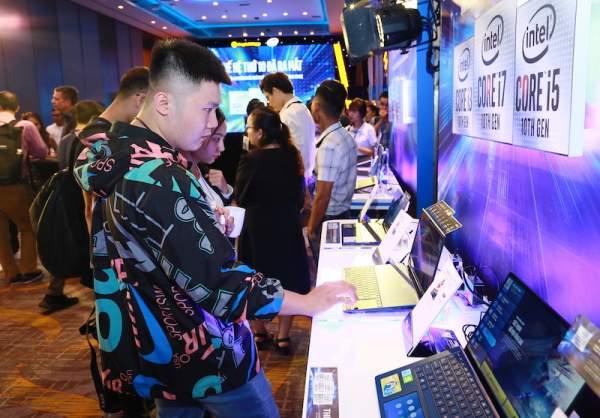 """image005 600x418 - Thế Giới Di Động """"bắt tay"""" Intel khuấy động thị trường laptop với Core i thế hệ 10"""