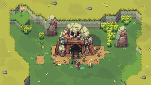 sparklite ps4 screenshot 1 600x338 - Đánh giá game Sparklite