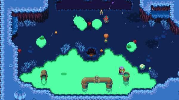 sparklite ps4 screenshot 2 600x338 - Đánh giá game Sparklite
