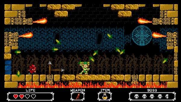 sydney hunter and the curse of the mayan switch screenshot 1 600x338 - Đánh giá game Sydney Hunter and the Curse of the Mayan