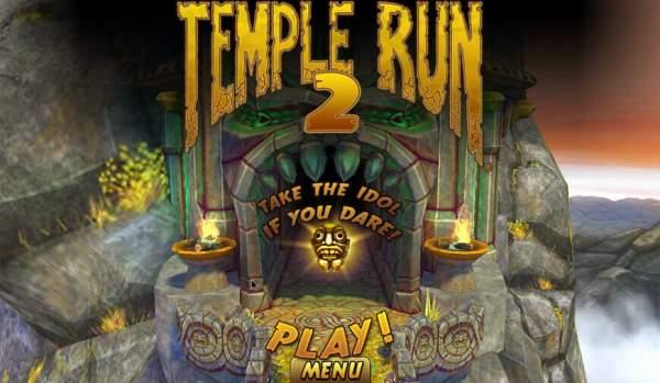 temple run 600x349 - Chơi những tựa game này thì bạn phải chạy