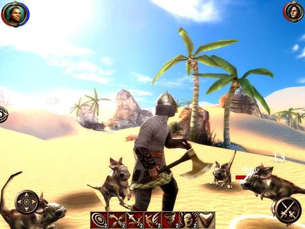 Đánh giá game mobile The Shadow Sun 4