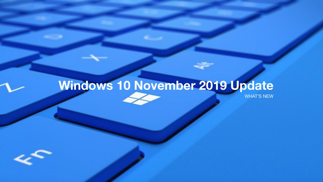 Windows 10 1909 ISO