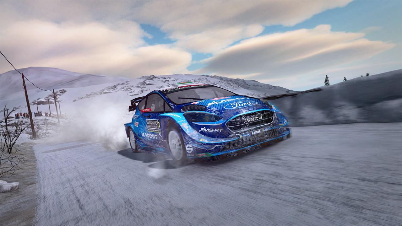 Đánh giá game WRC 8 FIA World Rally Championship (Switch)