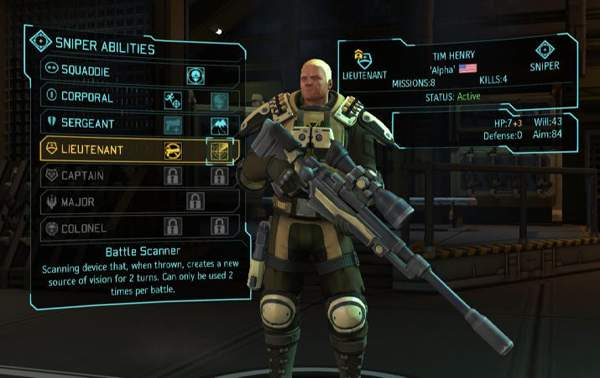 xcom enemy unknown android 02 600x378 - Đánh giá game mobile XCOM: Enemy Unknown