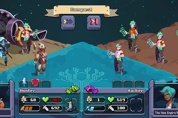 Android CosmosQuest 02 - Đánh giá game mobile Cosmos Quest