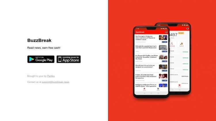BuzzBreak 750x422 - Tổng hợp 6 ứng dụng UWP chọn lọc cho Windows 10 nửa đầu tháng 1/2020
