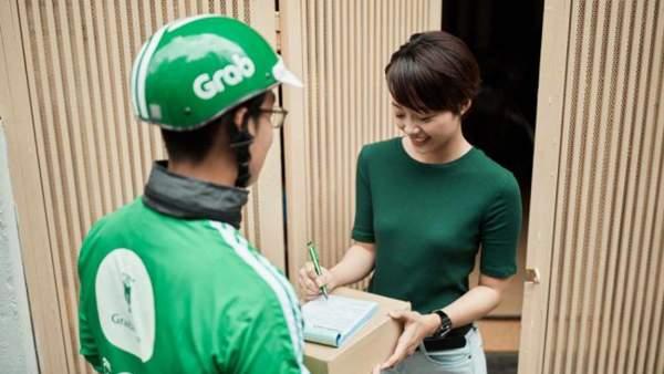 """Grab và Shopee hợp tác triển khai dịch vụ """"Giao hàng 1h"""" 1"""