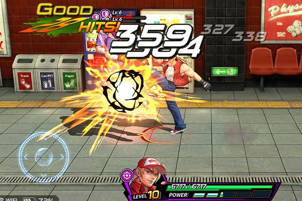 KOF Android 2 - Đánh giá The King of Fighters All Star: Quyền Vương Xuất Thế