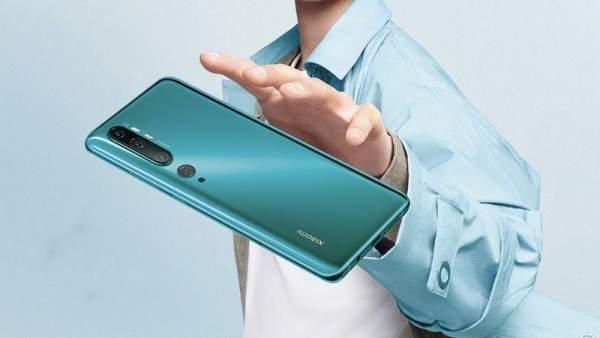 Mi Note 10 600x338 - Mi Note 10 ra mắt tại Việt Nam