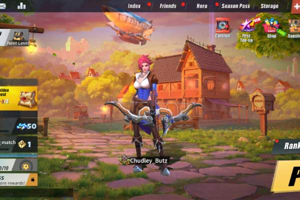 RideOut3 - Đánh giá game mobile Ride Out Heroes