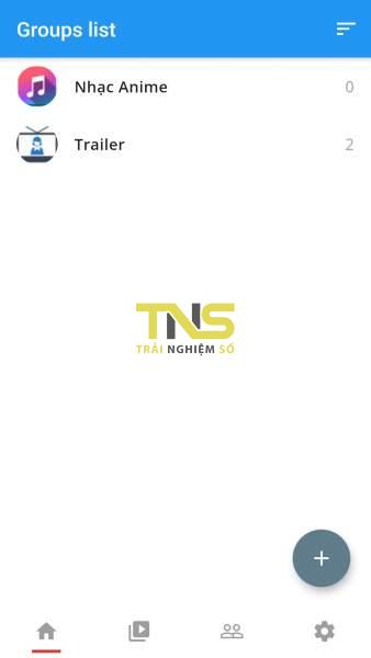 Quản lý kênh YouTube theo nhóm trên iOS/Android và PC 8
