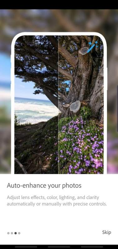 adobe photoshop camera 4 379x800 - Trải nghiệm thử ứng dụng Adobe Photoshop Camera trên Android