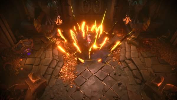 darksiders genesis screenshot 1 600x338 - Đánh giá game Darksiders Genesis