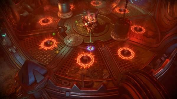darksiders genesis screenshot 3 600x338 - Đánh giá game Darksiders Genesis