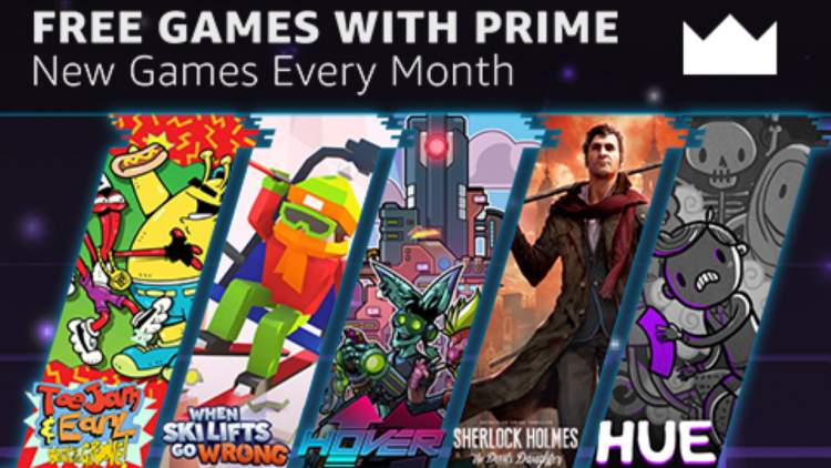 Free Games with Prime tháng 12/2019