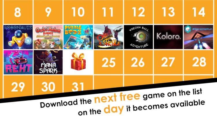 Nhanh tay nhận miễn phí 10 tựa game Nintendo Switch từ QubicGames