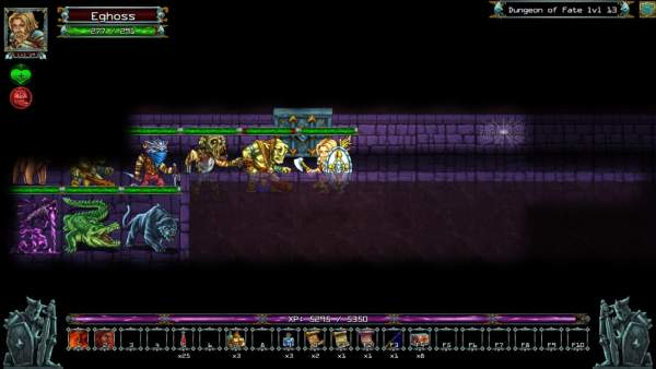 rogue empire dungeon crawler rpg screenshot 1 600x338 - Đánh giá game Rogue Empire: Dungeon Crawler RPG