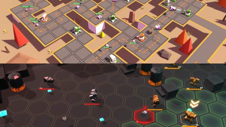 Đang miễn phí 2 game chiến thuật Spec Defense và MechCorp. khá hay trên Android