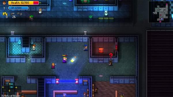 streets of rogue pc screenshot 1 600x338 - Đánh giá game Streets of Rogue