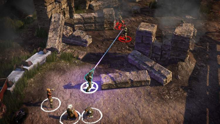 Đang miễn phí game Wasteland 2 Director's Cut Digital Classic Edition cực hay
